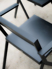 SoftChair2.jpg (Klaus Ressmann) Tags: klaus ressmann omd em1 abstract fparis france fondationcartier spring chairs design flicvarious softtones table klausressmann omdem1