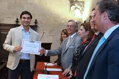 Entrega de la IX Edición de los Premios al Compromiso Universitario (universidaddevalladolid) Tags: entrega de la ix edición los premios al compromiso universitario