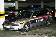 FuStw -Ford Mondeo Tunier Mk.3- LPD Vorarlberg (Stephan Dannigkeit) Tags: polizei police policja lpd vorarlberg österreich austria ford mondeo tunier mk3 landespolizeidirektion