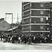 Rioting: North Queen Street, Belfast, May 1971.
