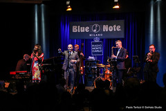Matt Bianco @ Blue Note Milano 03-10-2019