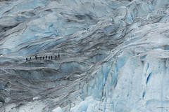 blue area (ralf k. lang) Tags: norway glacier outdoor mountains ice spectacular cold gletscher nature inthenorth adventure