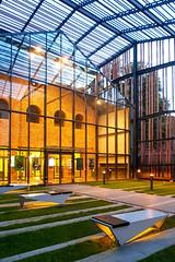 Małopolska Garden of Art (Wojtek Gurak) Tags: cracow krakow architecture poland building art theatre museum design