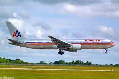 AMERICAN AIRLINES B767 N371AA (Adrian.Kissane) Tags: n371aa 25198 762008 b767 dublinairport dublin americanal