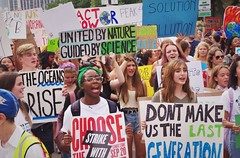 United and Guided (michael.veltman) Tags: youth climate protest chicago illinois