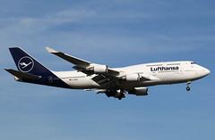 Lufthansa | B747-400 | D-ABVM | FRA | 22.09.2019 (Norbert.Schmidt) Tags: frankfurt boeing lufthansa fra b747 frankfurtairport b747400 kiel dabvm