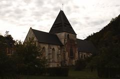 Église Saint-Ouen (stanzebla) Tags: prieurédesaintphilbertsurrisle churches kirchen églisesaintouen 13jahrhundert 13thcentury 16thcentury 16jahrhundert inscritmonumenthistorique pa00099566