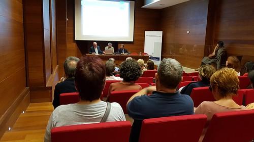 """Presentación en Oviedo del libro editado por ACAR sobre la cueva de Les Pedroses • <a style=""""font-size:0.8em;"""" href=""""http://www.flickr.com/photos/85451274@N03/48842154811/"""" target=""""_blank"""">View on Flickr</a>"""