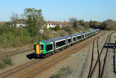 172339 172336 Tyseley (CD Sansome) Tags: tyseley station train trains birmingham london midland govia turbostar 172 172339 172336