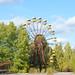Ferris wheel, Pripyat, Ukraine