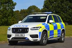 KN66 OBU (S11 AUN) Tags: volvo police lincolnshire d5 xc90 car traffic 4x4 vehicle roads emergency response unit armed 999 rpu policing arv anpr powerpulse kn66obu