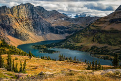 Hidden Lake Overlook - Logan Pass, Glacier National Park (j-rye) Tags: fall glaciernationalpark hiddenlakeoverlook landscape lake nature shoreline trees water sonyalpha sonya7rm2 ilce7rm2 mirrorless