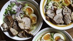 Ramen (Christian Hoemke) Tags: s10 samsung samsunggalaxys10plus beefbroth egg filet food foodporn pork ramen höhrgrenzhausen rheinlandpfalz deutschland