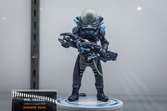 Mister Freeze (misterperturbed) Tags: newyorkcomiccon2019 nycc nycc2019 newyork newyorkcomiccon mezco mezcoone12collective one12collective misterfreeze