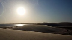 Baía do Caju (sileneandrade10) Tags: sileneandrade baíadocaju morrodomeio deltadoparnaíba dunas paisagem landscape sol areia igarapé rio mar piauí rioparnaíba parnaíba samsungsmg930f samsung s7