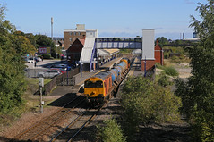 20311 (Andy Hughes Rail Pics.) Tags: 20311 3s14 scunthorpe 02102019
