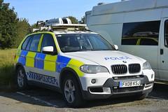 FX08 KSJ (S11 AUN) Tags: lincolnshire police bmw x5 xdrive30d 4x4 anpr armed response vehicle arv traffic car roads policing unit rpu 999 emergency fx08ksj