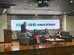SERVIR-Amazonia - Semana Mundial del Espacio