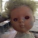 Doll face, Chernobyl, Ukraine