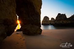 Praia do Camilo - Sunrise