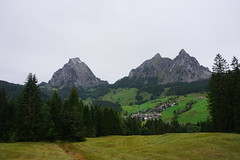 DSC02530 (Bergwandern Alpen) Tags: alpen alps bergwandern hiking kantonschwyz brunni rundblätz grossmythen kleinmythen haggenspitz alptal bergdorf