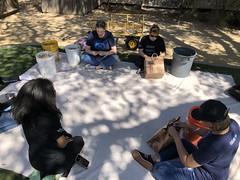 Blue Shield volunteers at Children's Fairyland in Oakland, California (Children's Fairyland Oakland) Tags: childrensfairyland fairyland volunteers volunteering oakland california lakesidepark blueshield jackolanternjamboree
