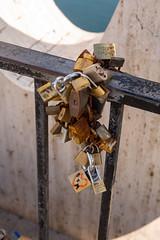 Malta - The LOVE statue Spinola Bay St Julian's (Peter Meade) Tags: petermeade pjmeade malta gozo camino travel travelling holiday mediterranean mediterraneansea timeoff landmarks islandlife love lovestatue lovesculpture spinolabay canoneos5dmarkiii