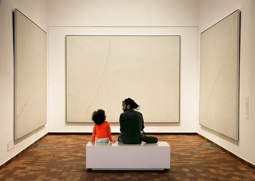 - Papa, jo dibuixo millor que aquest senyor!