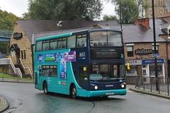 Arriva MAX 7417 / LJ55 BTU (TEN6083 (kieron mathews)) Tags: transport publictransport bus buses nebuses arriva 7417 arrivanortheast arrivamax volvo durham northroad alx400 alexanderdennis b7tl lj55btu