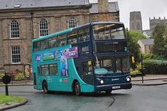 Arriva MAX 7423 / LJ55 BUE (TEN6083 (kieron mathews)) Tags: transport publictransport bus buses nebuses arriva arrivanortheast arrivamax volvo durham northroad 7423 alx400 alexanderdennis b7tl lj55bue