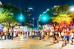 DowntownAustin_115 (allen ramlow) Tags: sixth street 6th austin texas night people crowds nightlife sony alpha