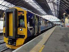 158723+158730 (Conner Nolan) Tags: 158723 158730 class158 scotrail glasgowqueenstreet