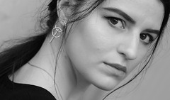 Eni ... MondoCon 2019 spring _ FP1649M2 (attila.stefan) Tags: eni enikő stefán stefan attila aspherical tamron tavasz spring pentax portrait portré budapest beauty eyes 2019 mondocon con k50