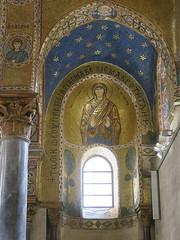 Sicily, Palermo, La Martorana (Adfoto) Tags: bible bijbel mosaïc mozaiek italy italië sicily sicilië palermo church kerk