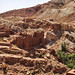 A ruined Kasbah, Morocco