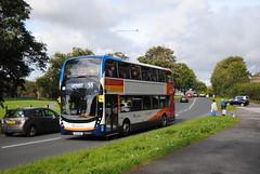 11211 - Bolton le Sands (Hesterjenna Photography) Tags: a6 bus psv coach boltonlesands stagecoachcumbria stagecoachnorthwest stagecoach sk19ewd decker morecambe