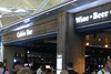 Cabin Bar, Stansted Airport.