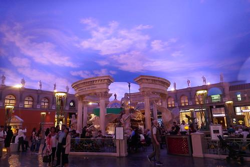 Las Vegas - Le Venetian Intérieur