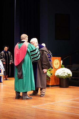 MSU Investiture for Endowed Faculty, September 2019