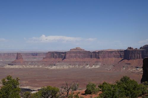 Canyonland-Murphy Point Overlook