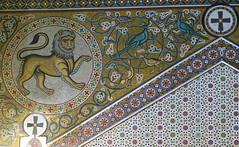 Sicily, Palermo, Capella Palatina (Adfoto) Tags: bible bijbel mosaïc mozaiek italy italië sicily sicilië chapel kapel