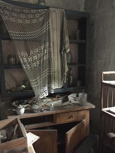 Inside of a home, Chernobyl, Ukraine