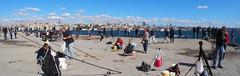 Gone fishing! (Telboy Cd/ff) Tags: sarayburnu fatih karaköy azapkapı şişhane tophane tepebaşı fındıklı tarlabaşı kabataş taksim dolmabahçe elmadağ harbiye beyoğlu şişli mecidiyeköy gayrettepe esentepe zincirlikuyu levent 4levent beşiktaş çırağan ortaköy