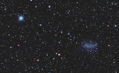 NGC6822 - Galaxia de Barnard (teredura58) Tags: ngc6822 barnard astrofotografia astrophotography dso galaxy ieq45pro rc6 ioptron astrometrydotnet:id=nova3665056 astrometrydotnet:status=solved