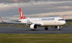Turkish TC-LSF, OSL ENGM Gardermoen (Inger Bjørndal Foss) Tags: tclsf turkish airbus a321 neo osl engm gardermoen