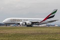 A6-EDO | Emirates | Airbus A380-861 | CN 57 | Built 2010 | VIE/LOWW 04/04/2019 (Mick Planespotter) Tags: aircraft airport 2019 schwechat wien flughafen vienna spotter aviation avgeek plane planespotter airplane aeroplane a380 nik sharpenerpro3 a6edo emirates airbus a380861 57 2010 vie loww 04042019