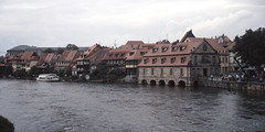 1991-05-15 Bamberg (beranekp) Tags: germany deutschland bamberg slide river