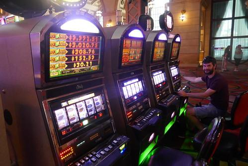 Las Vegas - Nico se lance