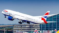 Boeing 787-9 Dreamliner G-ZBKJ British Airways (William Musculus) Tags: plane spotting airplane airport aviation london heathrow egll lhr gzbkj british airways boeing 7879 dreamliner ba baw