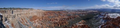 Bryce canyon-Amphitheatre